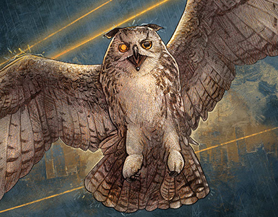 More owl than owl