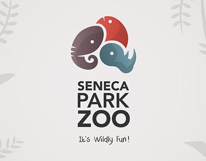Seneca Park Zoo Rebrand