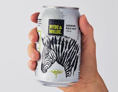 Hyde & Wilde Craft Beer