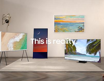 Screens Everywhere: Beyond the Limits l Samsung