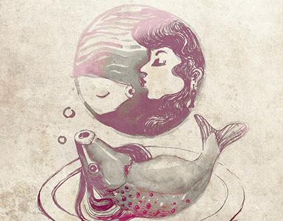 Poem's illustrations