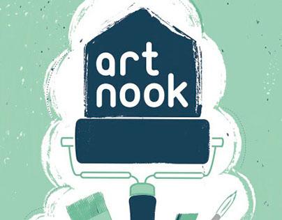 Artnook promotional