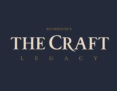 The Craft Legacy 2020 - Alternative Movie Poster