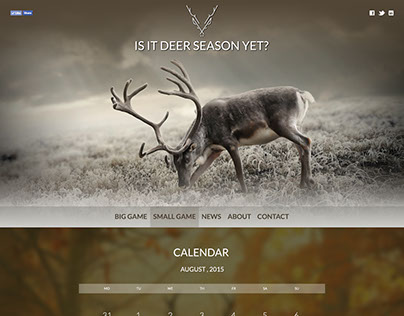 Hungarianoutfitters webdesign concept