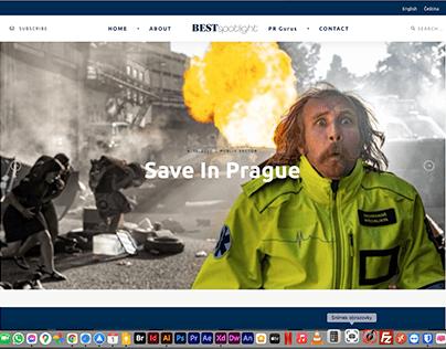 bestspotlight.cz - webdesign
