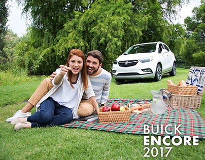 Buick Encore -Picnic- Digital Campaign and production