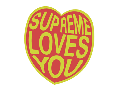 Supreme Logo Designs