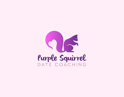 Purple Squirrel Logo