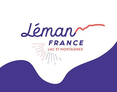 Léman France - Campagne de Communication