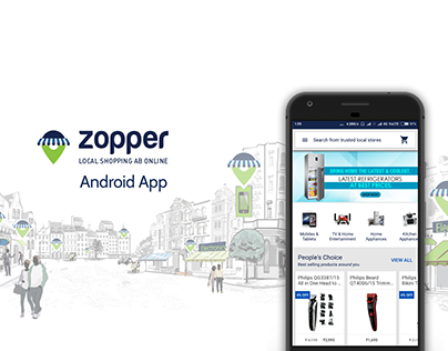 Zopper Consumer App - Android
