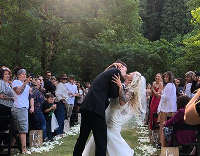 ALYSSA + WYLIE / WEDDING