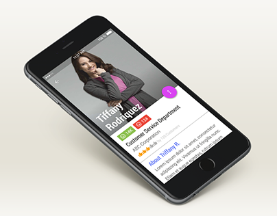 BE - Employee Profile Concept