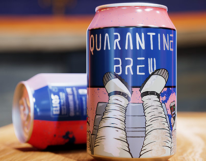 Quarantine Brew beer