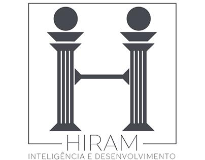 Logo HIRAM - Inteligência e Desenvolvimento de Negócios
