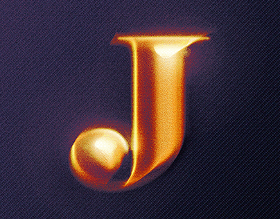 Gold Effect for Adobe Photoshop