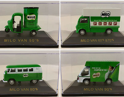 Milo Mini Vans