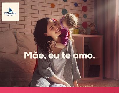 Hotel D'Sintra - cartaz   dia das mães