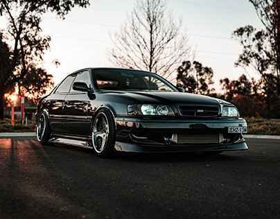 Toyota Chaser - JDM Taxi