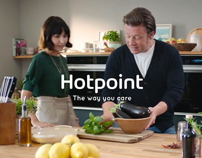 Hotpoint - TVC Jamie Oliver