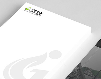 Logo, Branding, Office Stationary