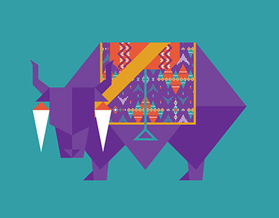 Yaks Fun Patterns
