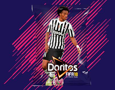 Doritos y Fifa 18