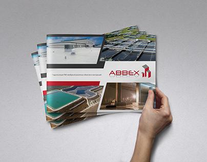 Catalogue development for ABBEX company