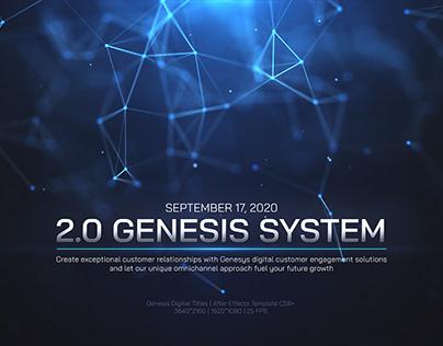 Genesis Digital Titles