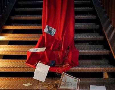 "Performance:""Goodbye-Hello""by Ebru SARGIN L., 2016"