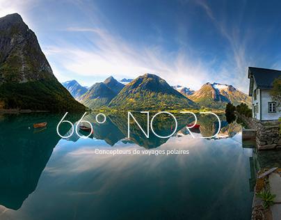 Agence de voyage 66°Nord