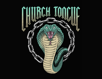 Church Tongue Identity/Merch