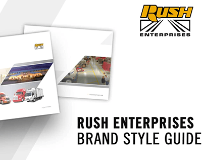 2020 Rush Brand Style Guide Video