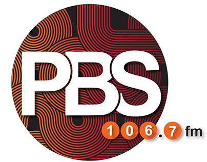 PBS Radio Station Logo (Uni Assessment)