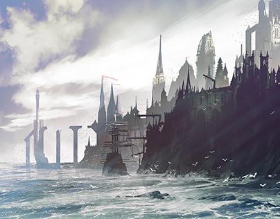 Dungeons&Piracy