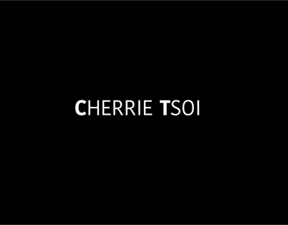 DEMO REEL 2017 | CHERRIE TSOI