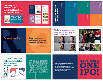 Rebranding the Intellectual Property Office (IPO)