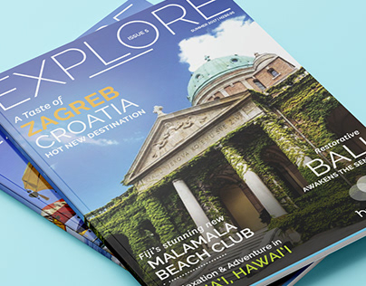 helloworld EXPLORE Magazine