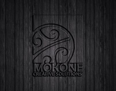 Mokone creative solutions logo