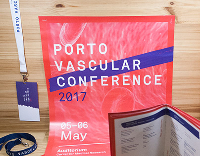 Porto Vascular Conference 2017 (Branding)