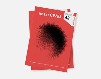 Revista Notas CPAU #42