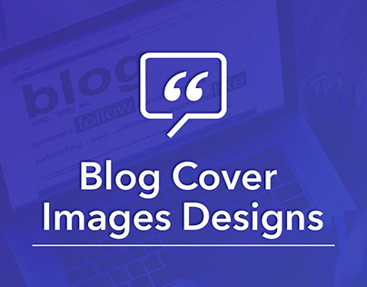 Blog Cover Images Designs