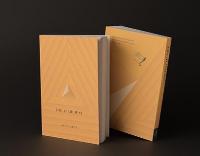 The Alchemist Book Cover Redesign