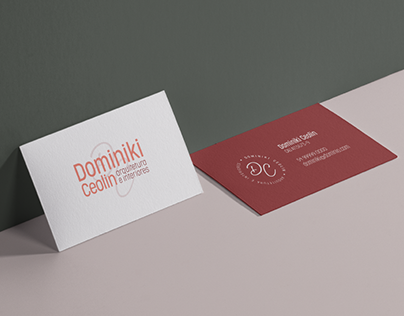 Identidade Visual | Dominiki Ceolin