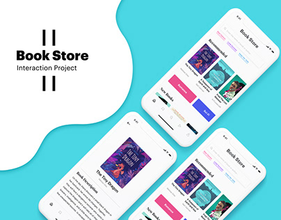 Book Store Interaction Project