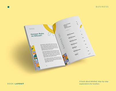Behind the Scene Reseller Coaching - Book Layout
