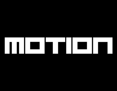 """Motion"" 