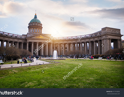 Saint Petersburg, Russia - Stock Photos