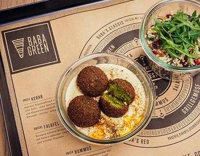 Food - Baba Green Dusseldorf