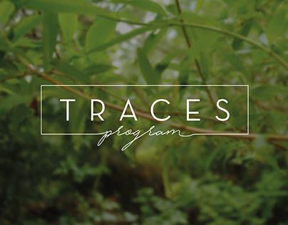 Traces Program - Service Design