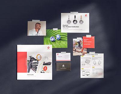Raycon Global Brand Design